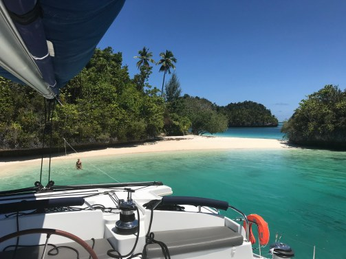 raja ampat anchorage
